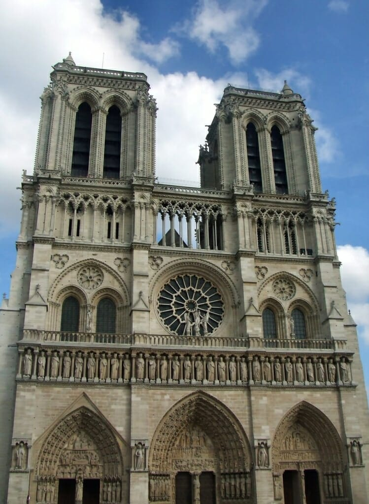 Bad Wellness Preserving Art: Why Notre Dame Cathedral – And Art – Matter