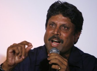 Dhoni is the best: Kapil Dev