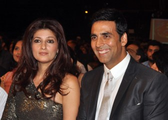 Wife turned my life into celebration: Akshay Kumar