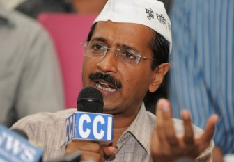 Delhi CM Arvind Kejriwal slams Modi for no action against Sonia Gandhi