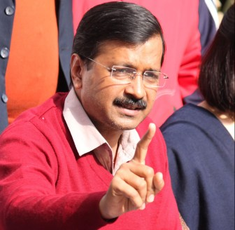Delhi CM Arvind Kejriwal meets rape survivor at AIIMS