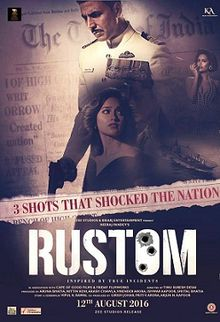 Rustom Movie Review : 3 Out of 5 Stars