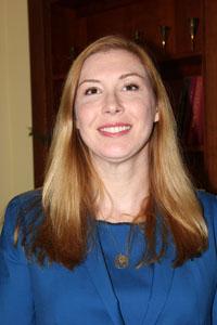 SBTDC Coordinator Bronwen Madden