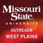 Missouri State University Outreach West Plains logo