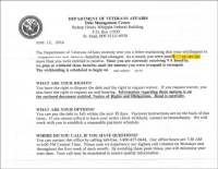 New Va Award Letter Example | How to Format a Cover Letter