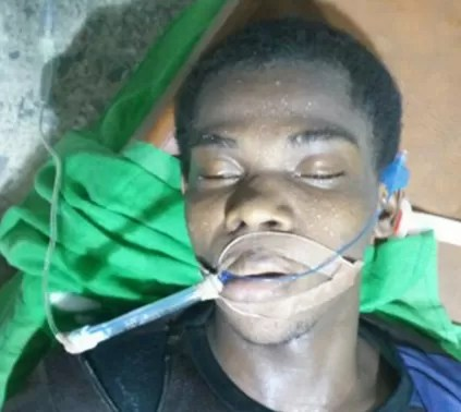 Police Arrests 4 UNILAG Students At Graveside Of Undergraduate Who Died Of Pesticide