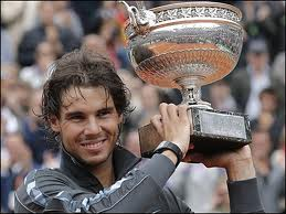 French Open Tittle- Rafael Nadal