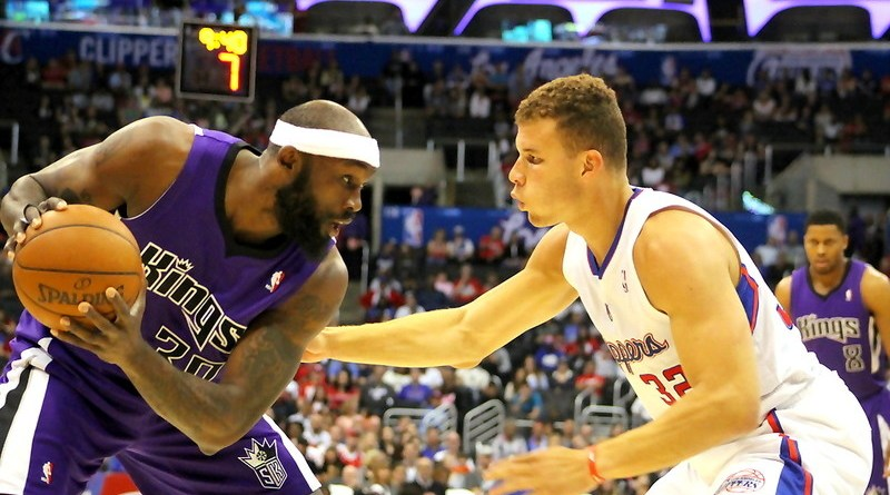 Blake Griffin had a dominant week in securing NBA Western Conference Player of the Week honors. Photo Credit: Dennis J. Freeman/News4usonline.com