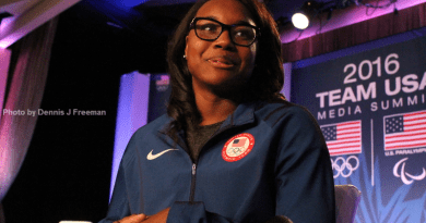 'Black Girls Magic' breaks the Olympics glass ceiling