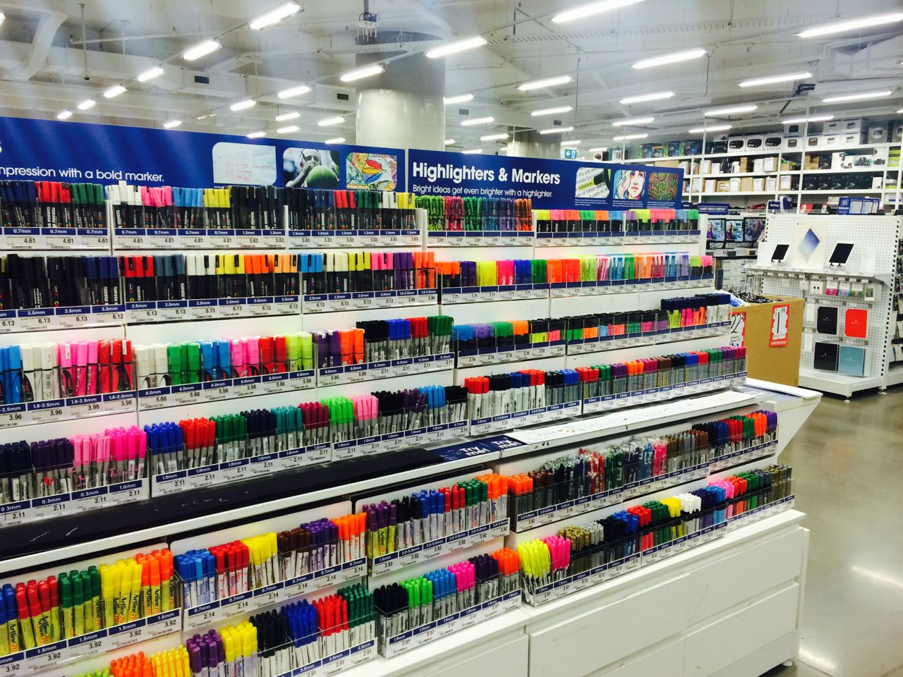 Office Store Near Me Newsagents Need To Do Better With Pens And Markers If We