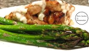 Roasted Asparagus NewsAnchorToHomemaker