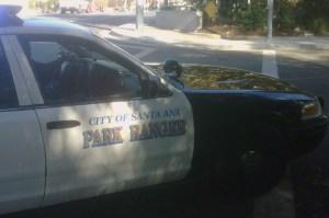 Santa Ana Park Ranger
