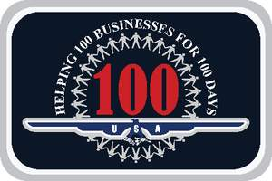 Helping 100 Businesses for 100 Days