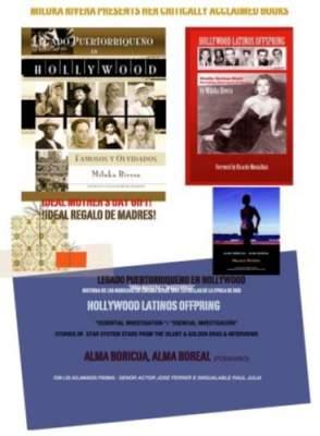 Miluka Rivera at Libreria Martinez