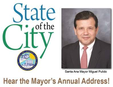 Santa Ana 2015 State of the City Address