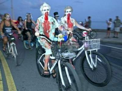 Day of the Dead Ciclovia