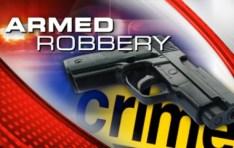 Santa Ana armed robbery