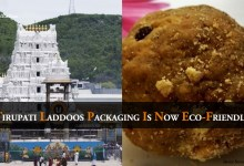 Tirupati Laddoos Packaging Is Now Eco-Friendly