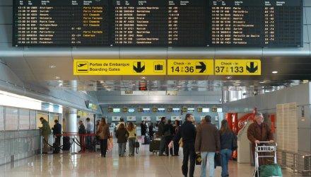 Aero Lisboa  interior ANA