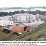Cudjoe Regional Treatment Plant on Blimp Road