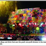 Big Pine Boys and Girls Club win in Key West Holiday Parade