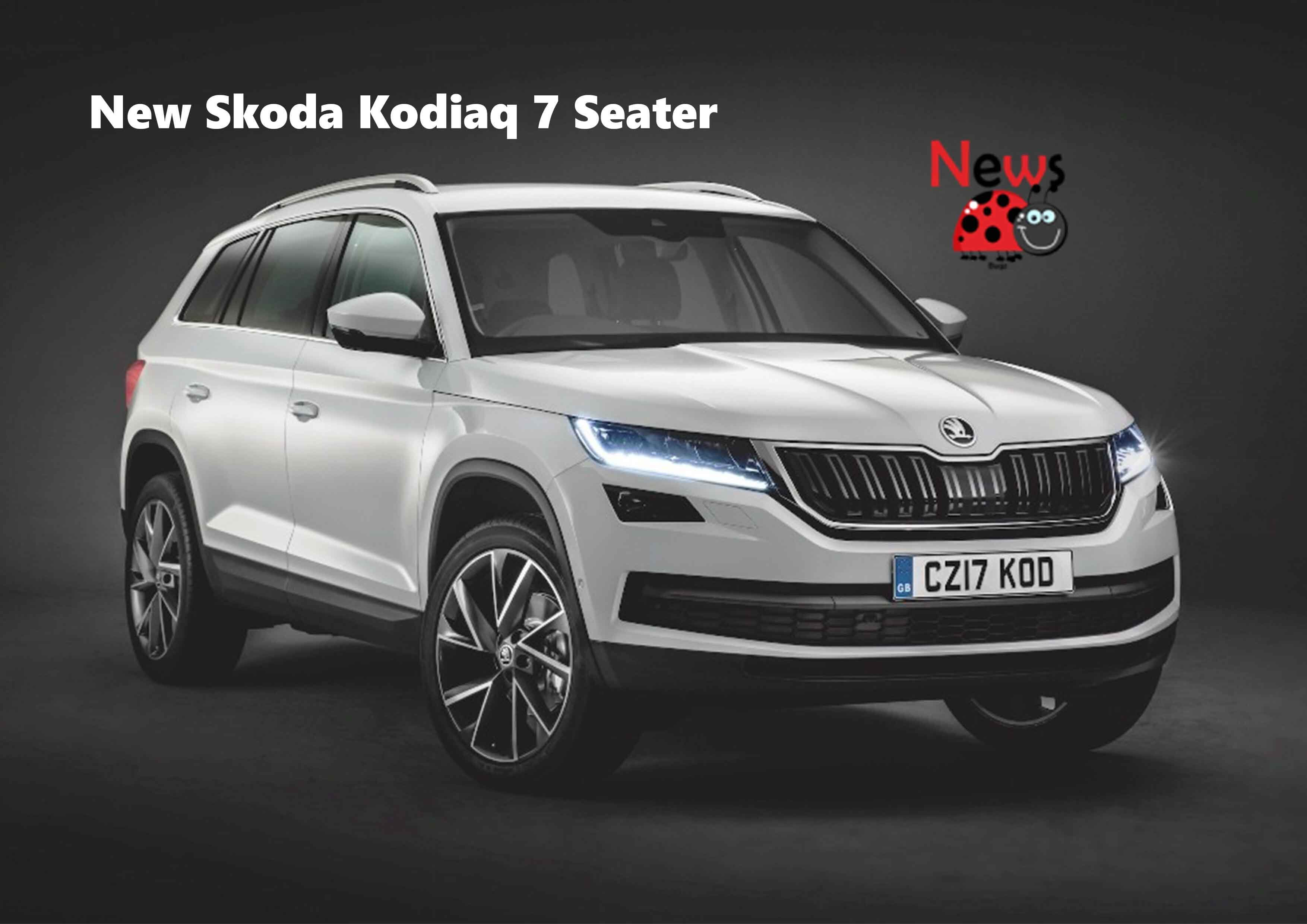 7 Seater New Skoda Kodiaq 7 Seater Launched In India News Bugz