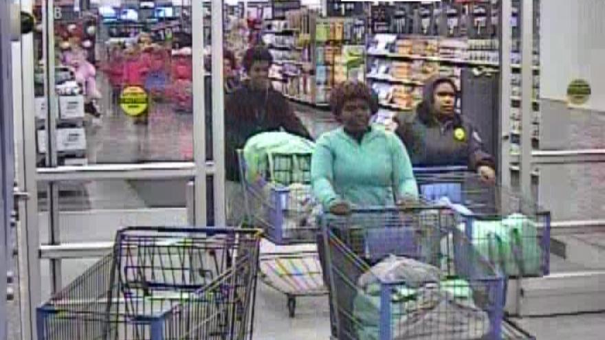61 cans of baby formula stolen from Burlington Walmart, police