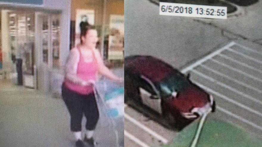 Delavan Police looking for suspect in Walmart theft
