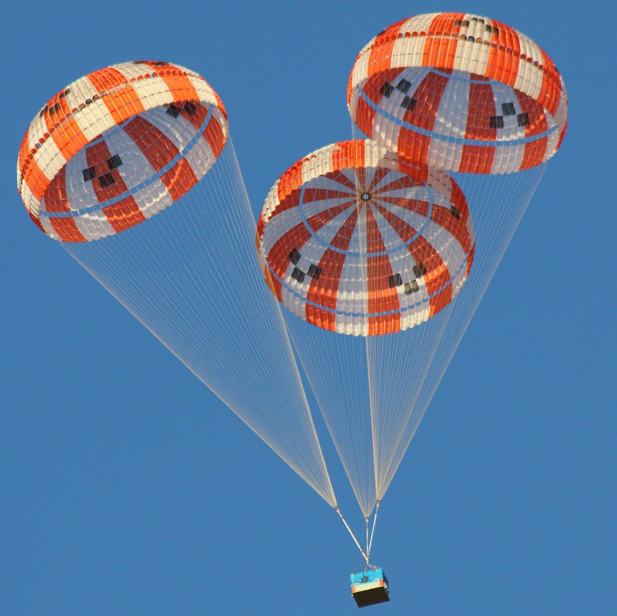 Entry5 Elevating Parachute Designs For Nasa Space Missions