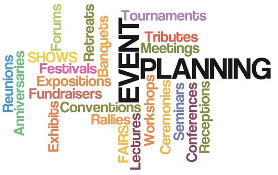 State Dec 2013 - Event Planning professional certificate SDSU