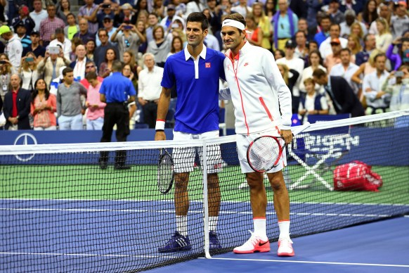 Novak Djokovic - Roger Federer Men's Singles - Final