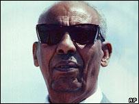 former dictator Siad Barre