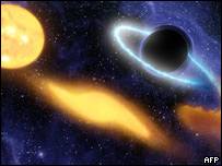 Black Hole Animated Wallpaper Bbc Mundo Ciencia Y Tecnolog 237 A Miden El Mayor Agujero