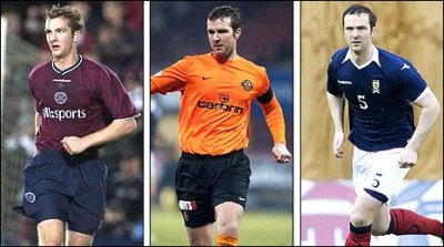 BBC Sport - Football - Andy Webster describes Scotland call-up as a