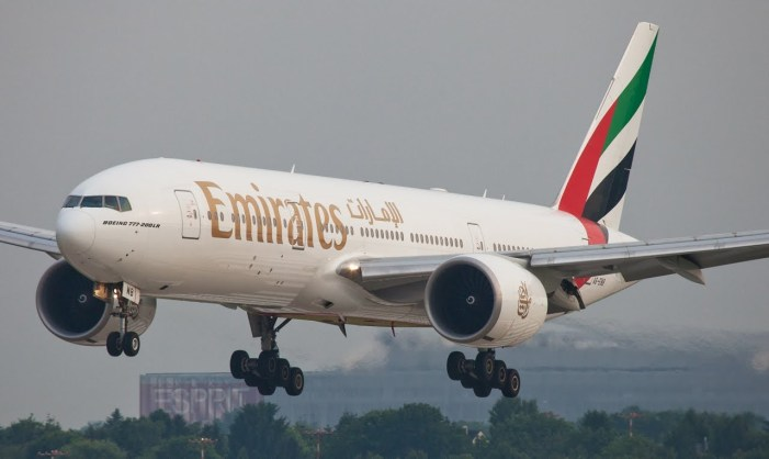 Emirates flight with over 300 on-board makes emergency landing in Mumbai