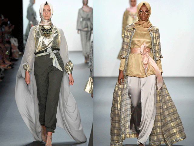 The moment hijabs dazzled the New York Fashion Week catwalk