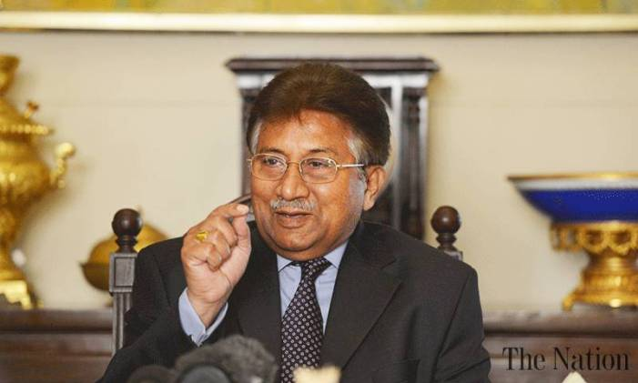 Pervez Musharraf keen on alliance with terrorist outfits JuD  and LeT