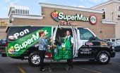 SuperMax is now offering delivery service in additional stores.