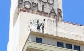 Banco Popular&#039;s Old San Juan offices. (Credit:  Mauricio Pascual)