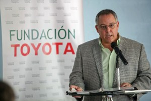 Mario Dvila, president of Toyota de Puerto Rico.