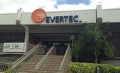 Payment processing firm Evertec&#039;s Cupey headquarters.