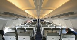 """Expanded availability of in-flight Wi-Fi will help meet demand from travelers to connect to a full range of communications services while flying in the contiguous United States,"" the FCC said. (Credit: www.wikipedia.com)"