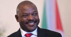Burundian president - Pierre Nkurunziza