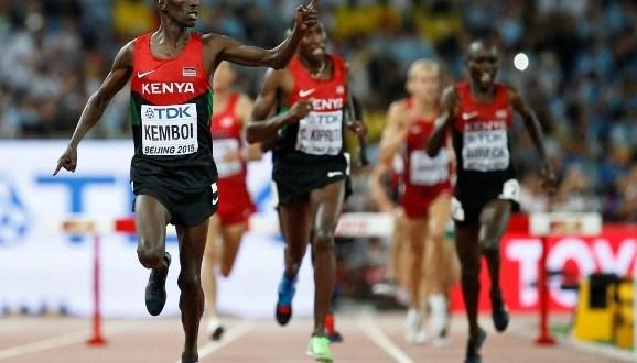 kenyans at Rio