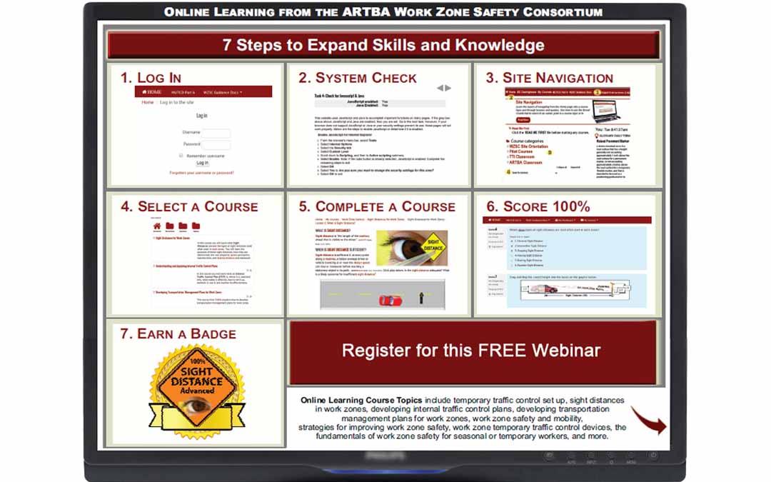Free ARTBA Webinar June 2 Explains New Online Safety Learning