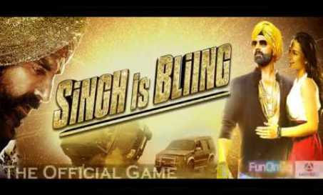 google play store-singh is bliingh
