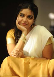 swathi reddy image of tripura movie eating something