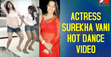 surekha vani dance video