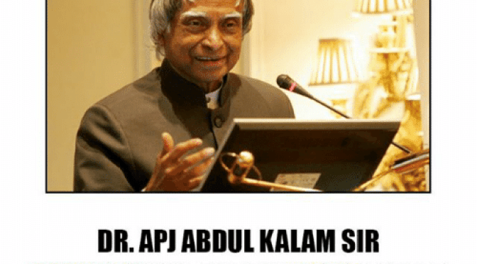 APJ Abdul Kalam Quotes National Students Day13