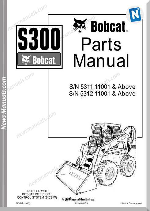 S300 Bobcat Wiring Diagram Ignition Wiring Diagram
